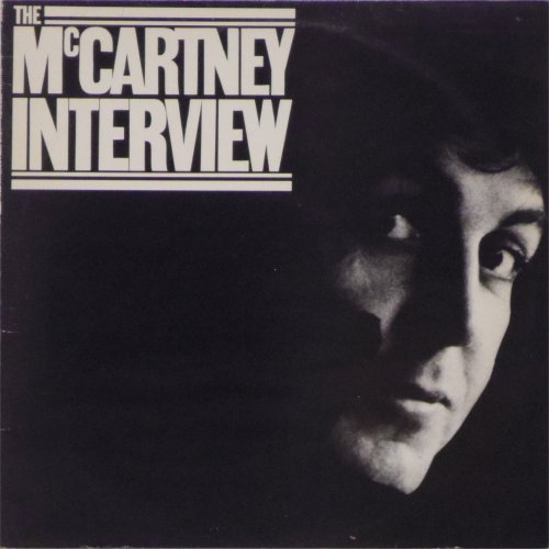 Paul McCartney<br>The McCartney Interview<br>LP