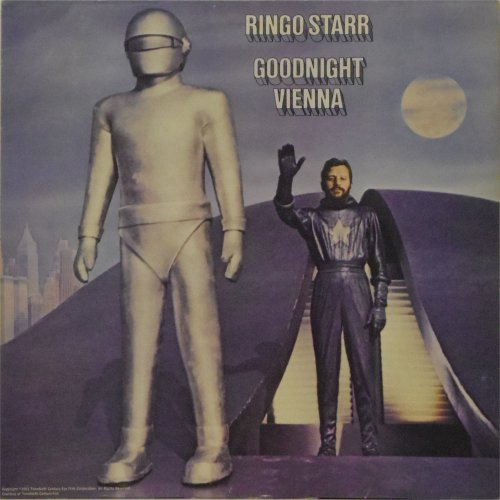 Ringo Starr<br>Goodnight Vienna<br>LP