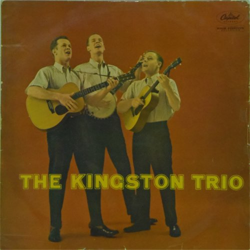 The Kingston Trio<br>The Kingston Trio<br>LP