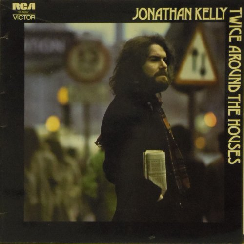 Jonathan Kelly<br>Twice Around The Houses<br>LP