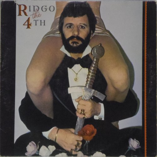 Ringo Starr<br>Ringo The 4th<br>LP