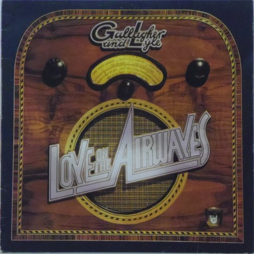 Gallagher & Lyle<br>Love On The Airwaves<br>LP