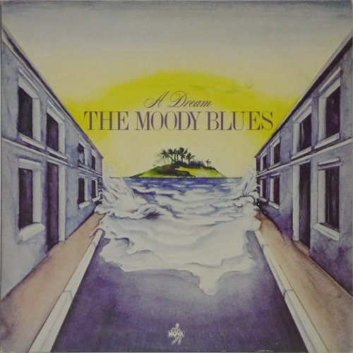 The Moody Blues<br>A Dream<br>Double LP