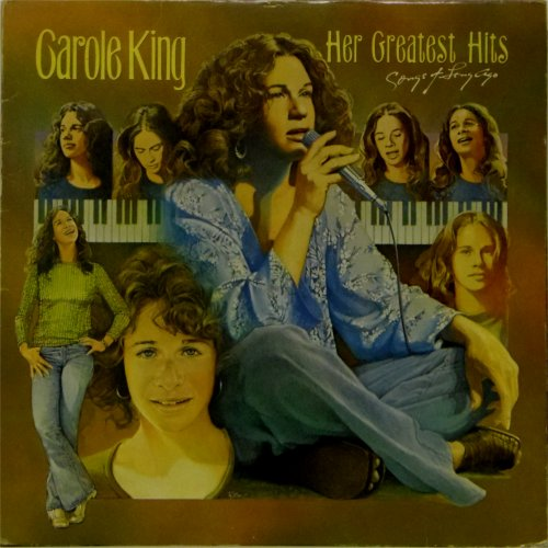 Carole King<br>Her Greatest Hits <br>LP