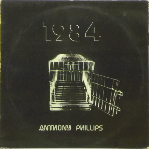 Anthony Phillips<br>1984<br>LP