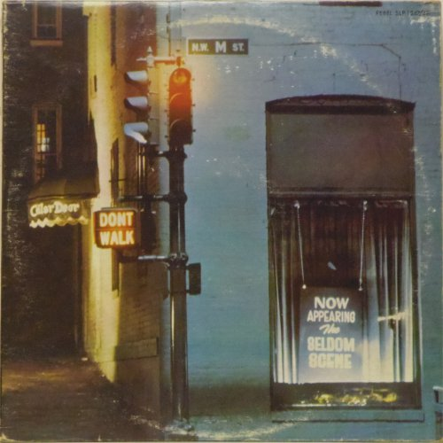 The Seldom Scene<br>Live at The Cellar Door<br>Double LP