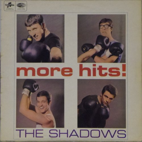 The Shadows<BR>More Hits !
