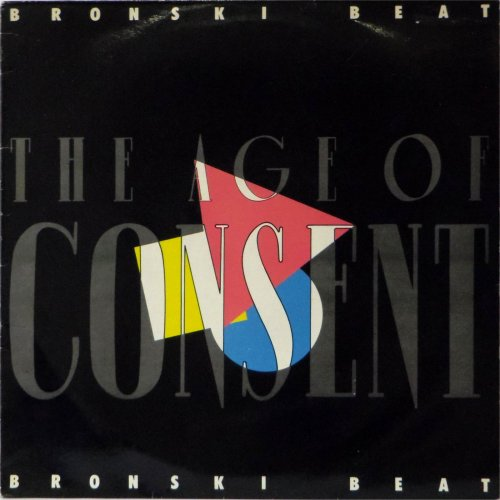 Bronski Beat<BR>The Age of Consent<br>LP