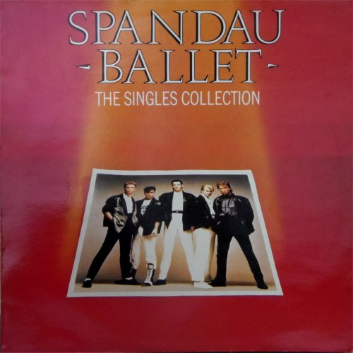 Spandau Ballet<br>The Singles Collection<br>LP