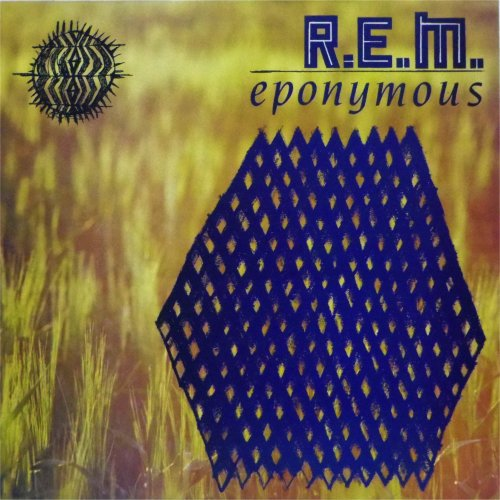 R.E.M.<br>Eponymous<br>LP (UK pressing)