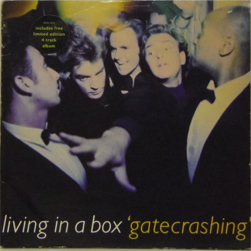 Living In A Box<br>Gatecrashing<br>Double LP