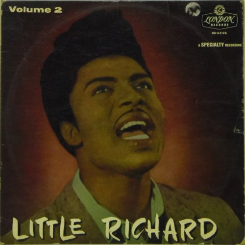 Little Richard<br>Little Richard Volume 2<br>LP
