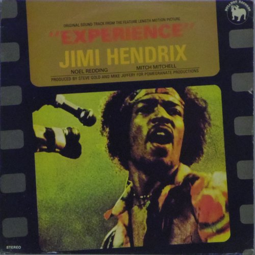 Jimi Hendrix<br>Experience Original Soundtrack<br>LP