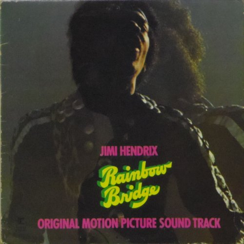 Jimi Hendrix<br>Rainbow Bridge<br>LP
