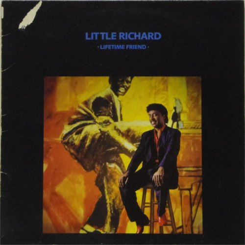 Little Richard<br>Lifetime Friend<br>LP