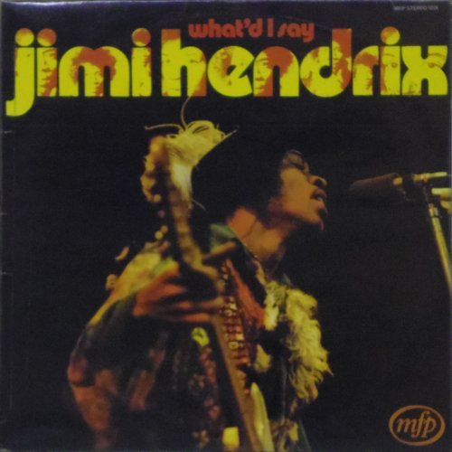 Jimi Hendrix<br>What I'd Say<br>LP