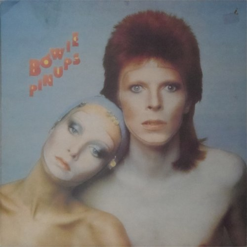 David Bowie<br>Pin-Ups<br>LP