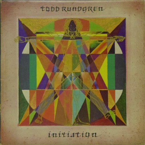 Todd Rundgren<br>Initiation<br>LP