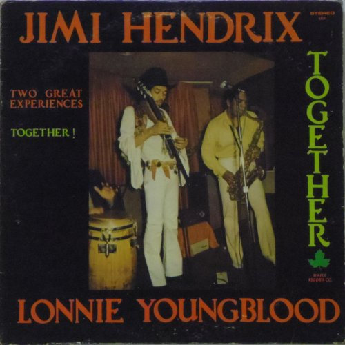 Jimi Hendrix<br>Together<br>LP