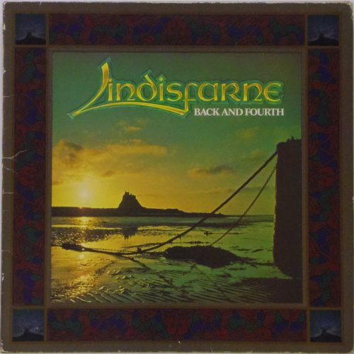 Lindisfarne<br>Back and Fourth<br>LP
