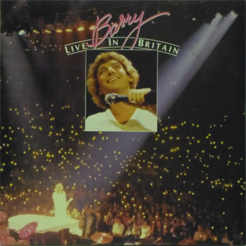 Barry Manilow<br>Barry Live In Britain<br>LP