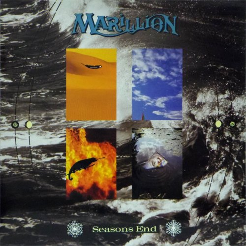 Marillion<br>Seasons End<br>LP