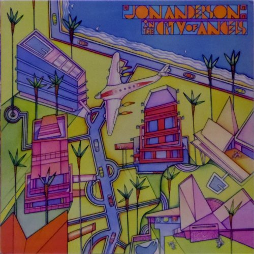 Jon Anderson<br>In The City of Angels<br>LP