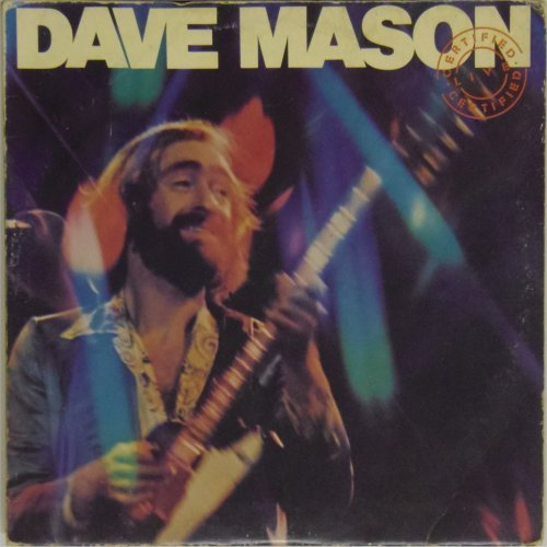 Dave Mason<br>Certified<br>Double LP