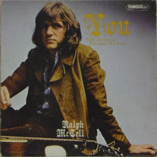 Ralph McTell<br>You Well Meaning Brought Me Here<br>LP