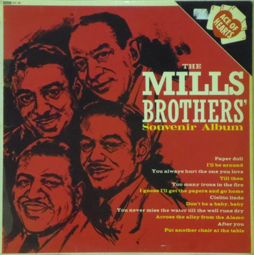 The Mills Brothers<br>Souvenir Album<br>LP