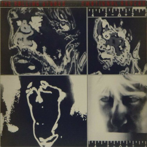 The Rolling Stones<br>Emotional Rescue<br>LP