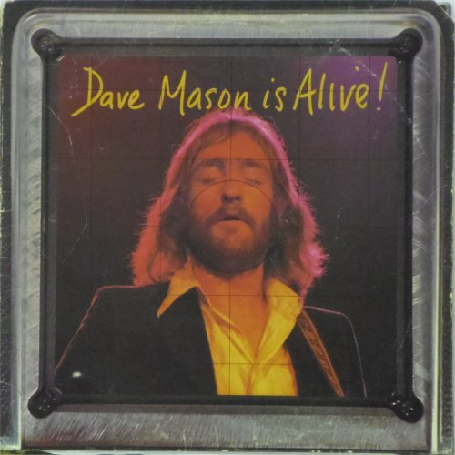 Dave Mason<br>Dave Mason Is Alive<br>LP