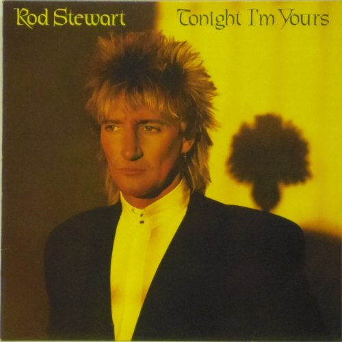 Rod Stewart<br>Tonight I'm Yours<br>LP