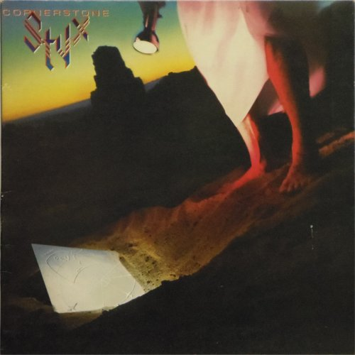 Styx<br>Cornerstone<br>LP