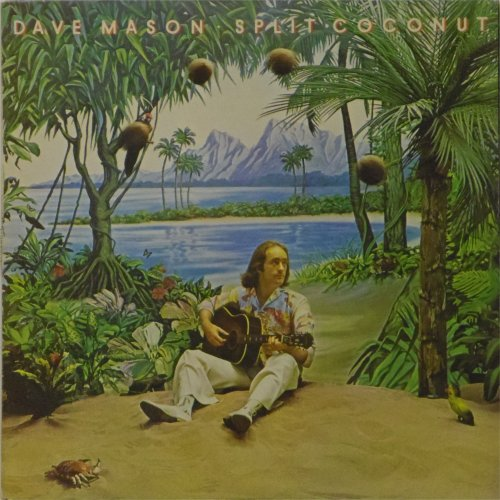Dave Mason<br>Split Coconut<br>LP