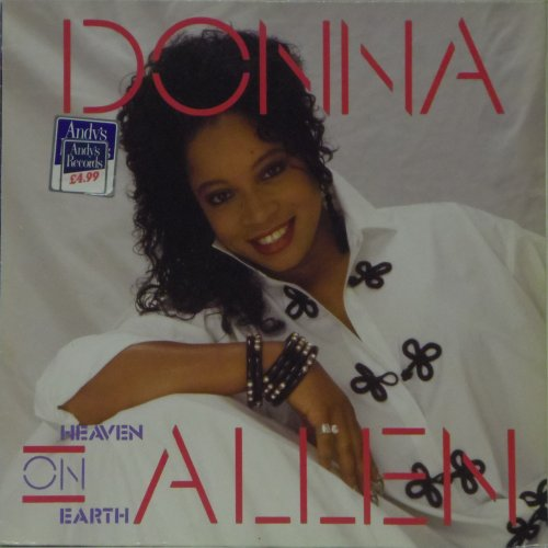 Donna Allen<br>Heaven on Earth<br>LP