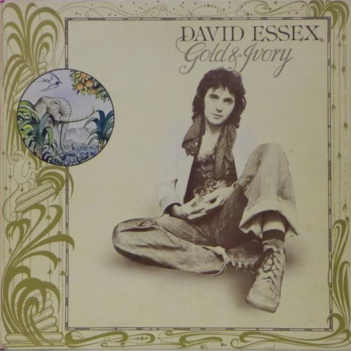 David Essex<br>Gold and Ivory<br>LP
