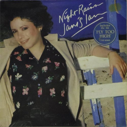 Janis Ian<br>Night Rains<br>LP