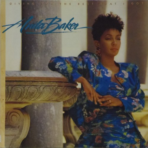 Anita Baker<br>Giving You The Best That I Got<br>LP