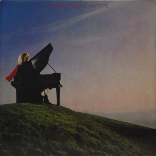 Christine McVie<br>Christine McVie<br>LP (US pressing)