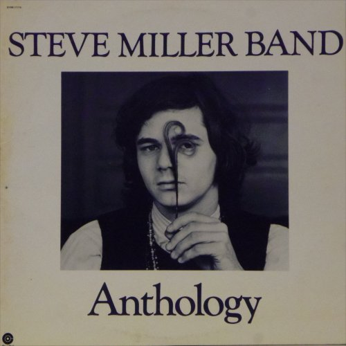 Steve Miller Band<br>Anthology<br>Double LP
