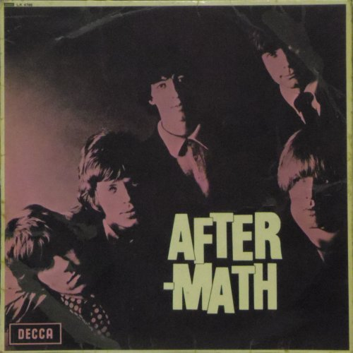 The Rolling Stones<br>Aftermath (Red Label)<br>LP
