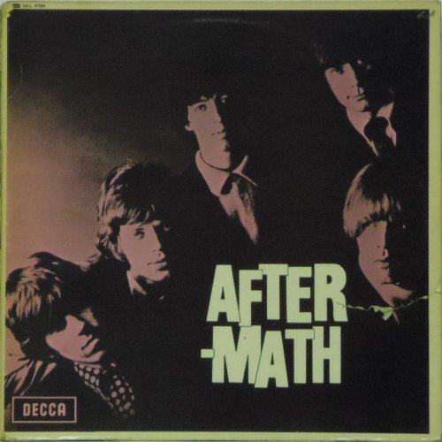The Rolling Stones<br>Aftermath (Blue Label)<br>LP