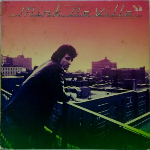 Mink DeVille<br>Return To Magenta<br>LP