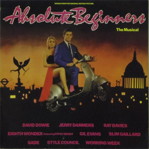Original Soundtrack<br>Absolute Beginners<br>LP