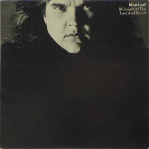 Meat Loaf<br>Midnight At The Lost And Found<br>LP