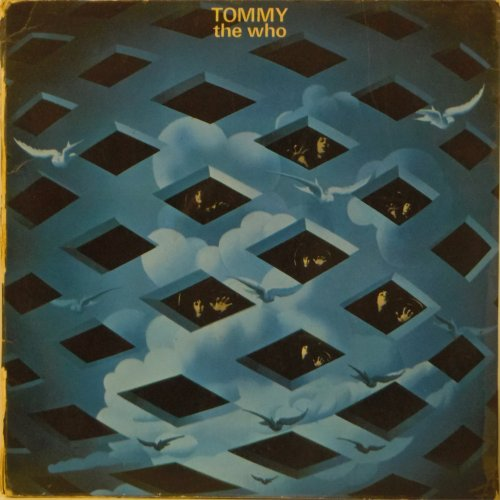The Who<br>Tommy (UK)<br>Double LP