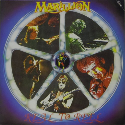 Marillion<br>Real To Reel<br>LP
