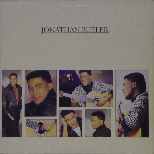 Jonathan Butler<br>Untitled<br>Double LP