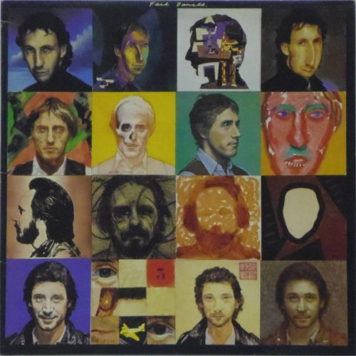 The Who<br>Face Dances<br>LP